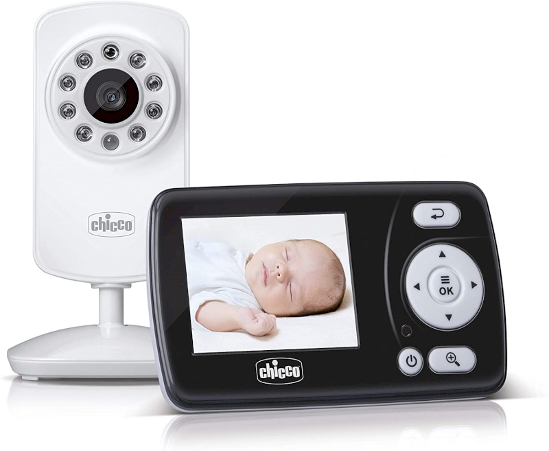 CHICCO BABYPHONE VIDEO BABY MONITOR SMART