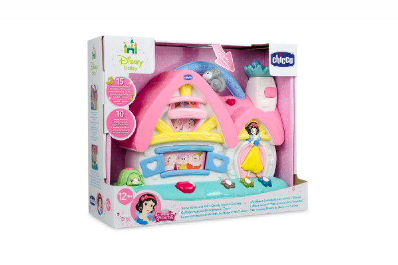 MAISON BLANCHE NEIGE CHICCO
