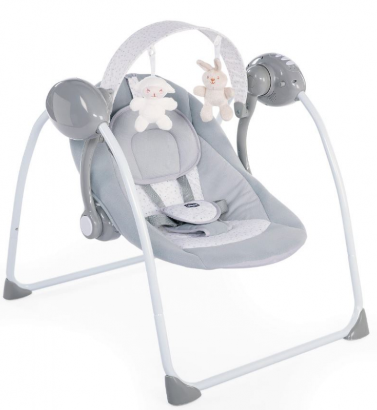CHICCO  BALANCELLE RELAX AND PLAY COOL GREY
