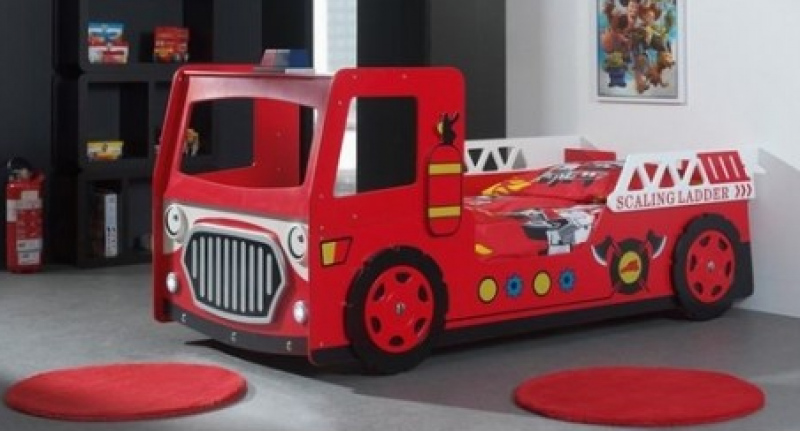 VIPACK FIRE TRUCK UNE PLACE
