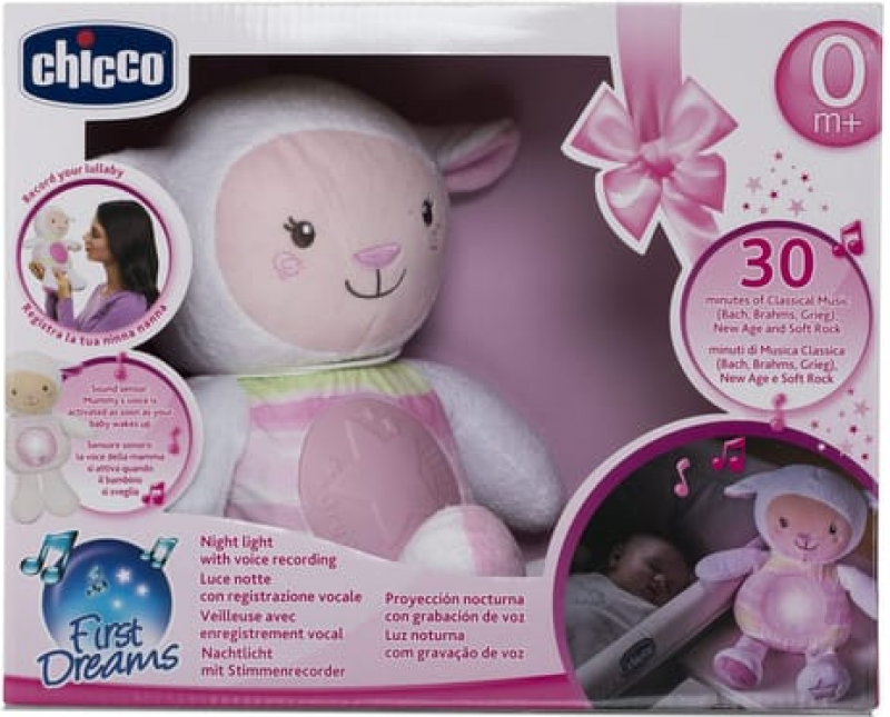 MOUTON FIRST DREAM CHICCO PINK