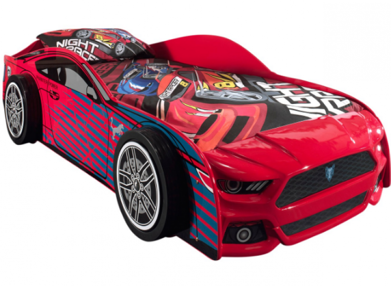 VIPACK PANTHER POWER BED MUSTANG