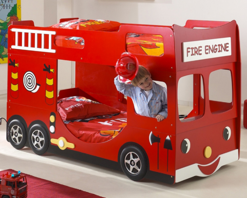 VIPACK FIRE TRUCK 2 PLACES