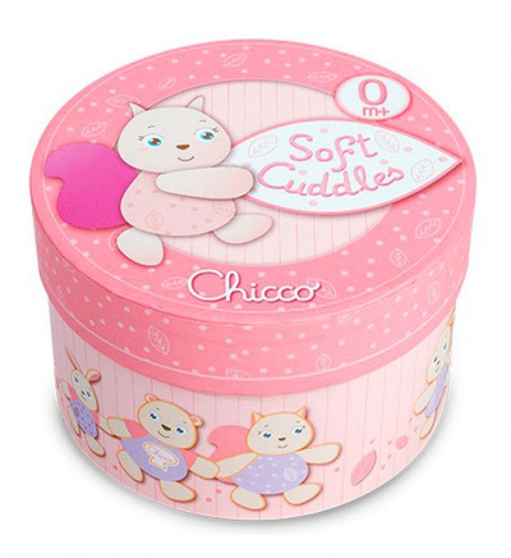 DOUDOU CHICCO ROSE