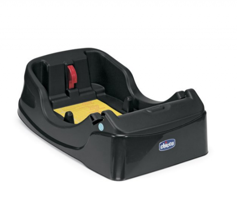 CHICCO BASE AUTO FIX BLACK
