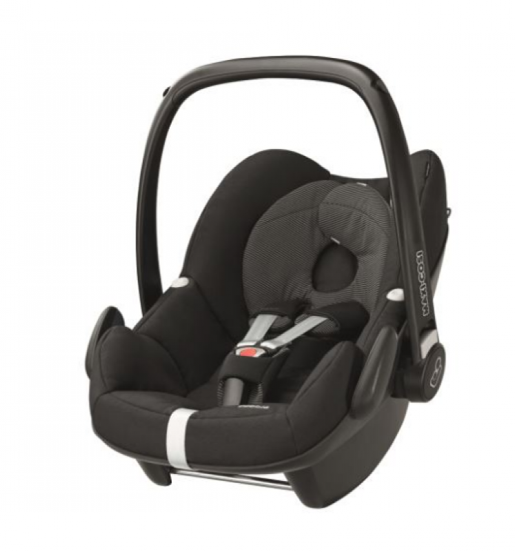 MAXI COSI PEBBLE BLACK RAVEN