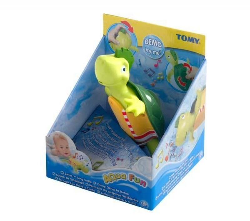 TORTUE TOMY