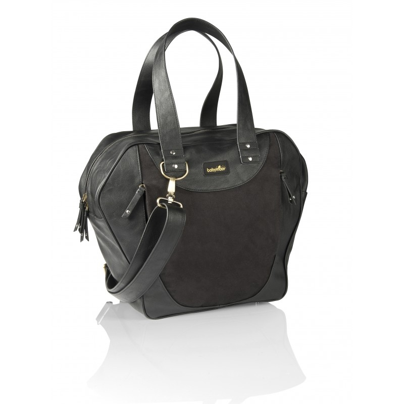 SAC BABYMOOV BLACK CITY BAG