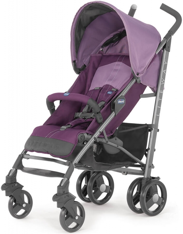 CHICCO LITEWAY PURPLE PROMO PROMO