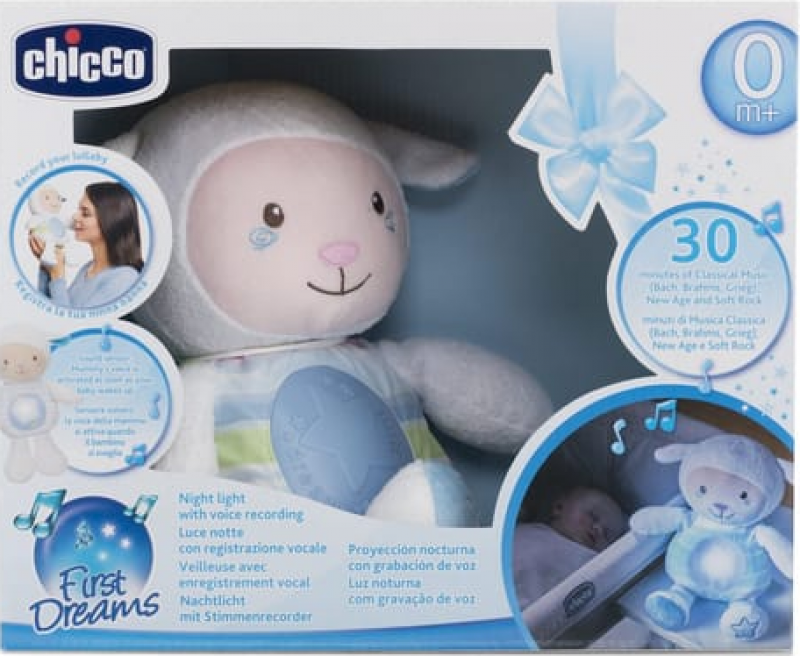 MOUTON FIRST DREAM CHICCO BLUE