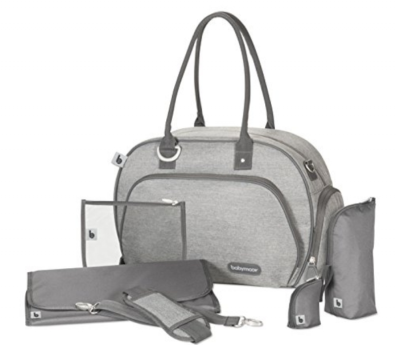 Sac à langer Trendy bag - Smokey Babymoov