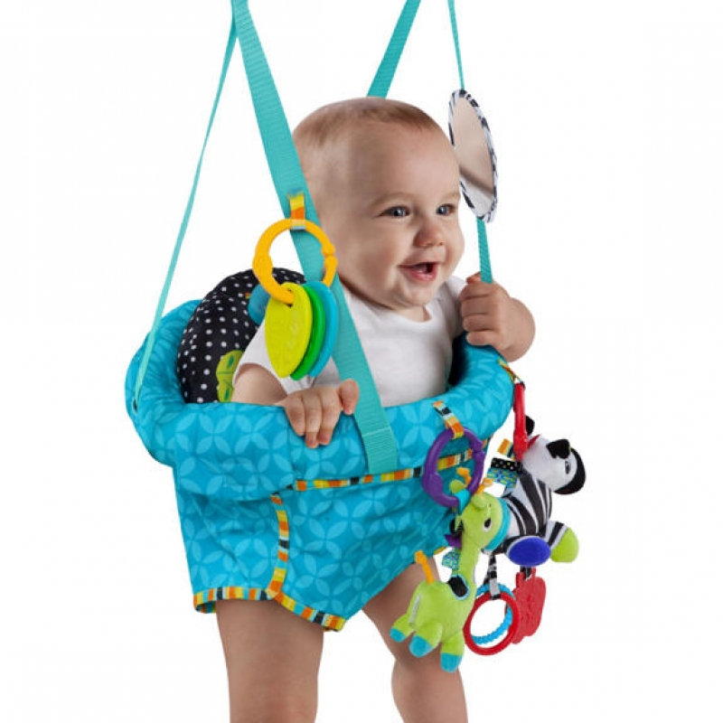 BOUNCE SPRING DELUXE DOOR JUMPER