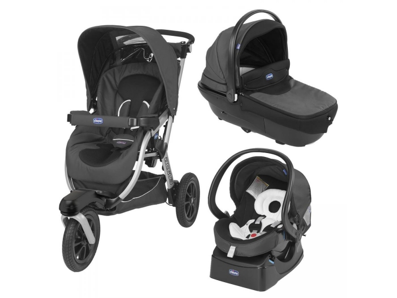CHICCO TRIO ACTIV3 GRAPHITE