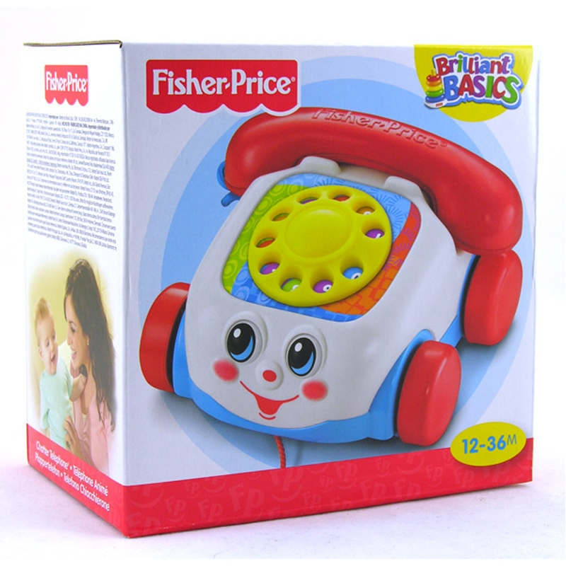 TELEPHONE FISHER PRICE