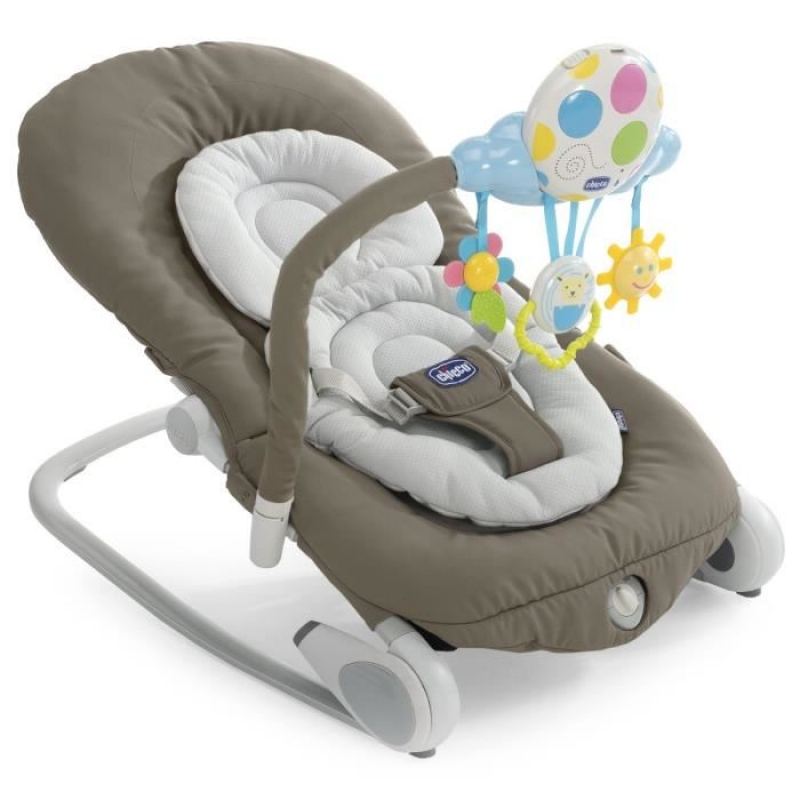 RELAX CHICCO BALLOON GREY