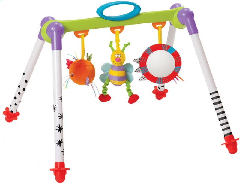 PORTIQUE TAF TOYS TAKE-TO-PLAY BABY GYM