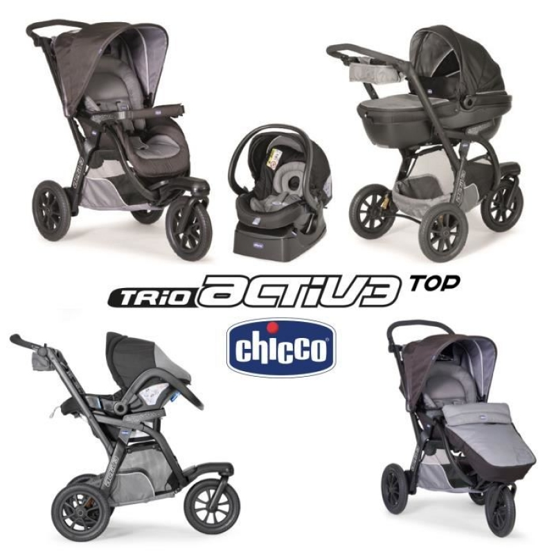 CHICCO TRIO ACTIVE 3 PROMO