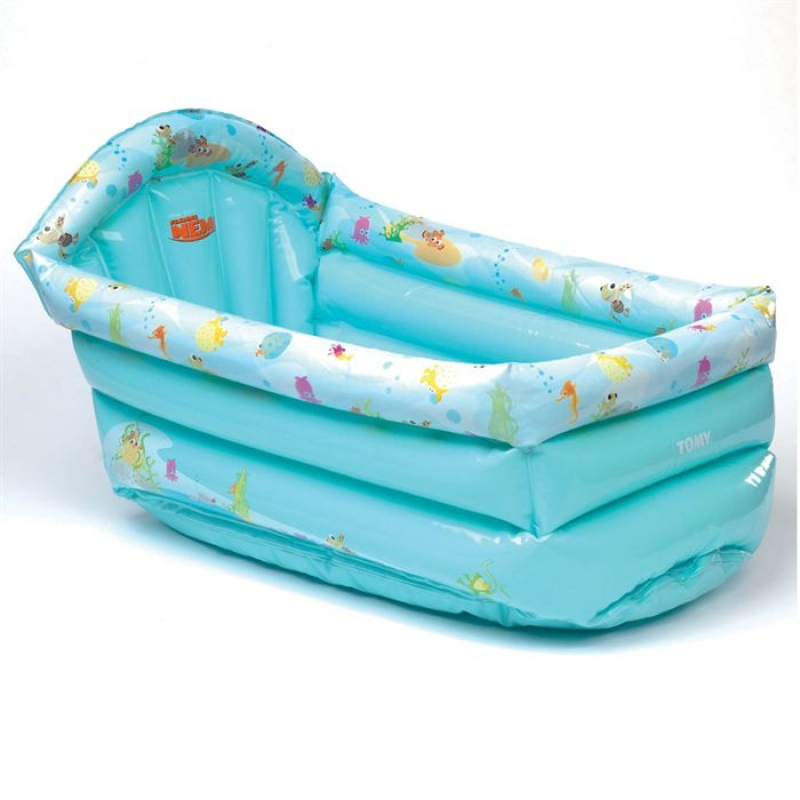 BAIGNOIRE GONFLABLE TOMY
