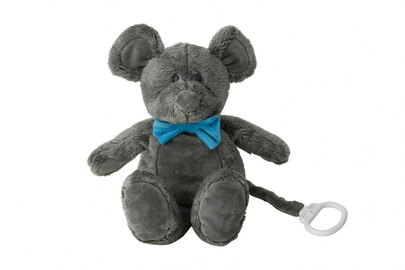 PELUCHE MUSICALE PERICLES MOUSE 26 CM