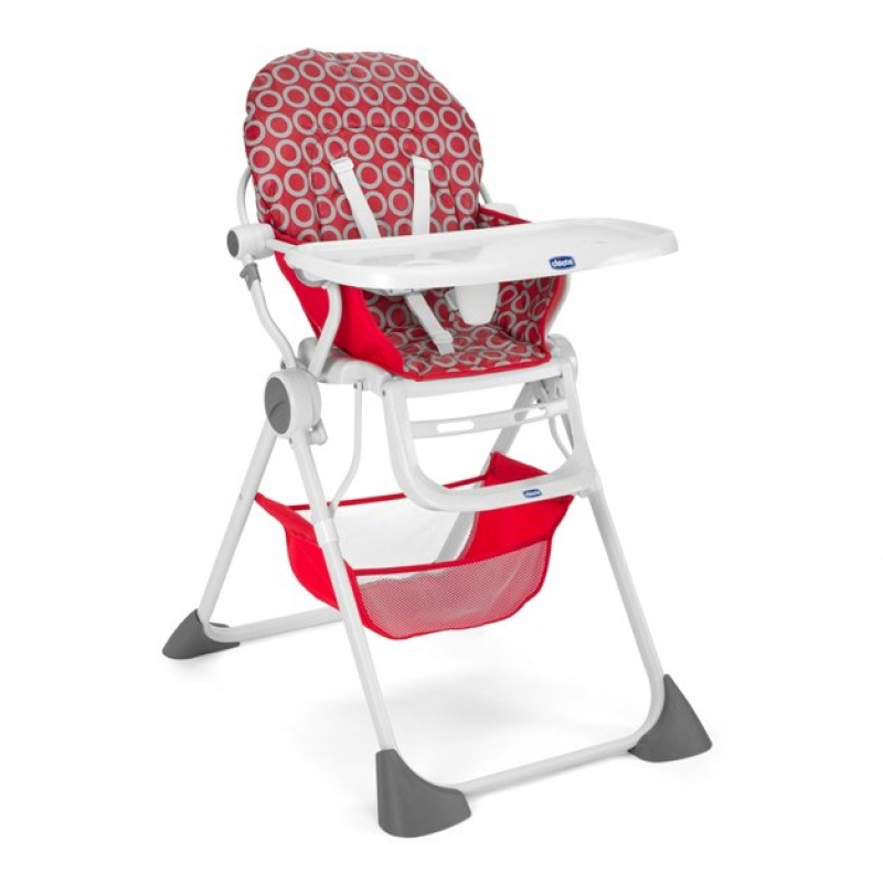 CHAISE POCKET LUNCH RED