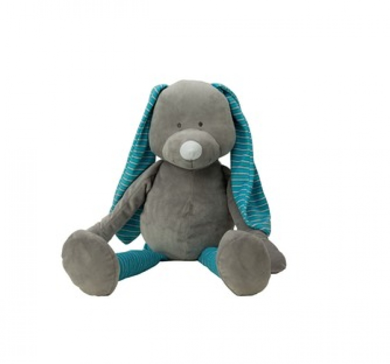 PELUCHE VACO HAPPY 24CM BLUE PH52800