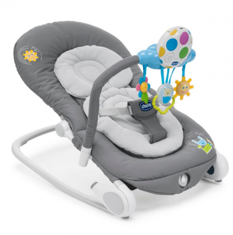 RELAX CHICCO BALLOON DARK GREY