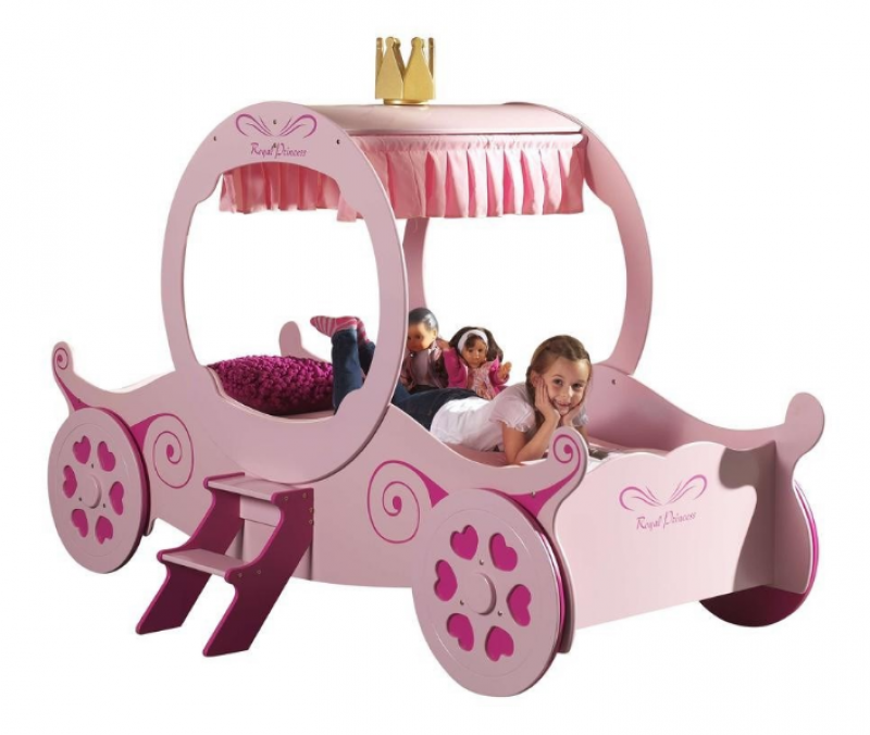 VIPACK PRINCESS KATE CAR BED