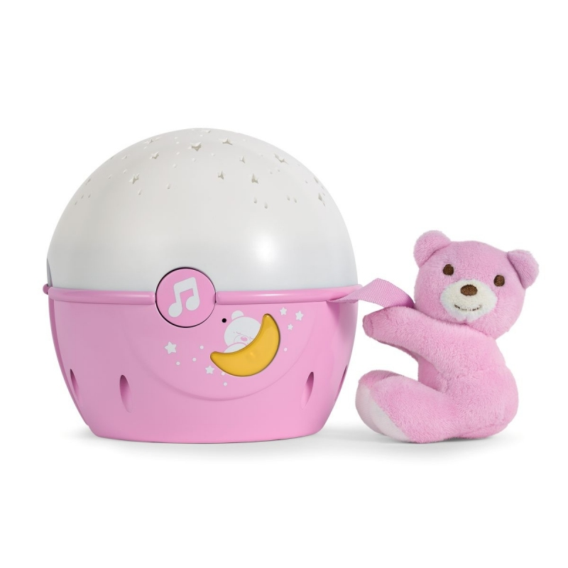 LAMPE CHICCO NEXT 2STARS PINK