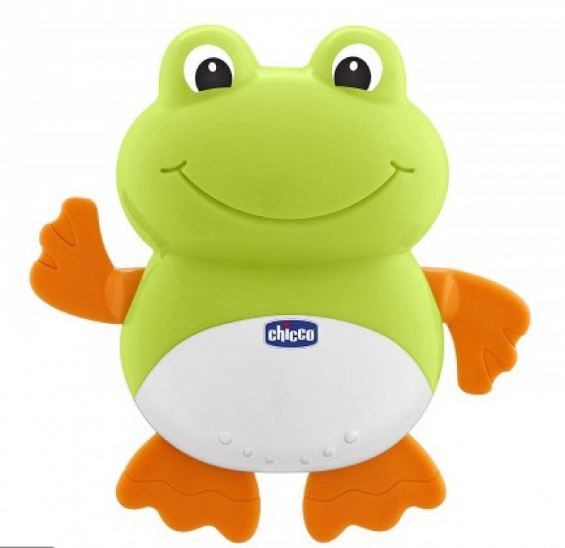 SWIMMING FROG GRENOUILLE CHICCO