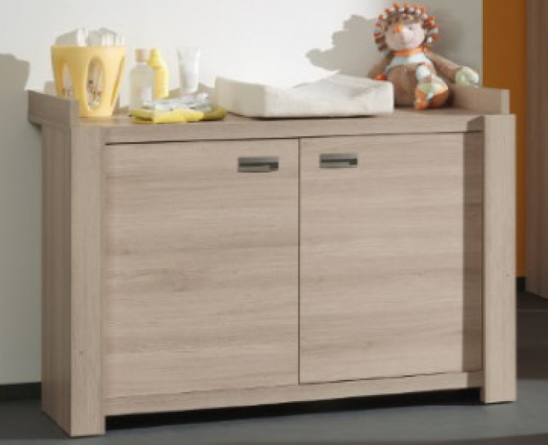 ASTER COMMODE + PLAN A LANGER