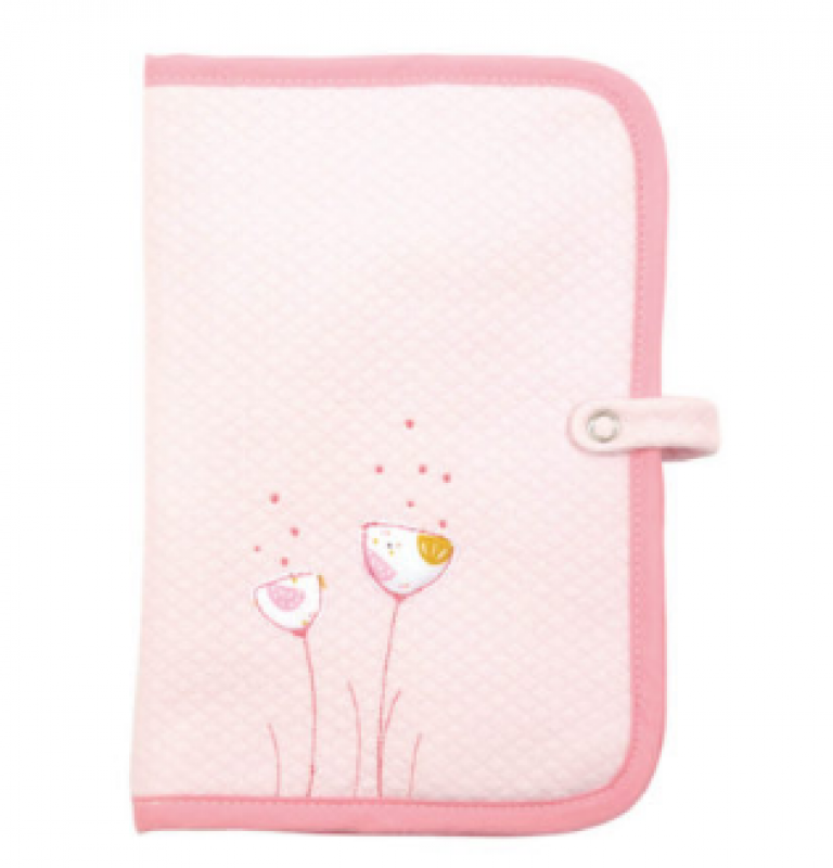CARNET DE SANTE LITTLE PRINCESS