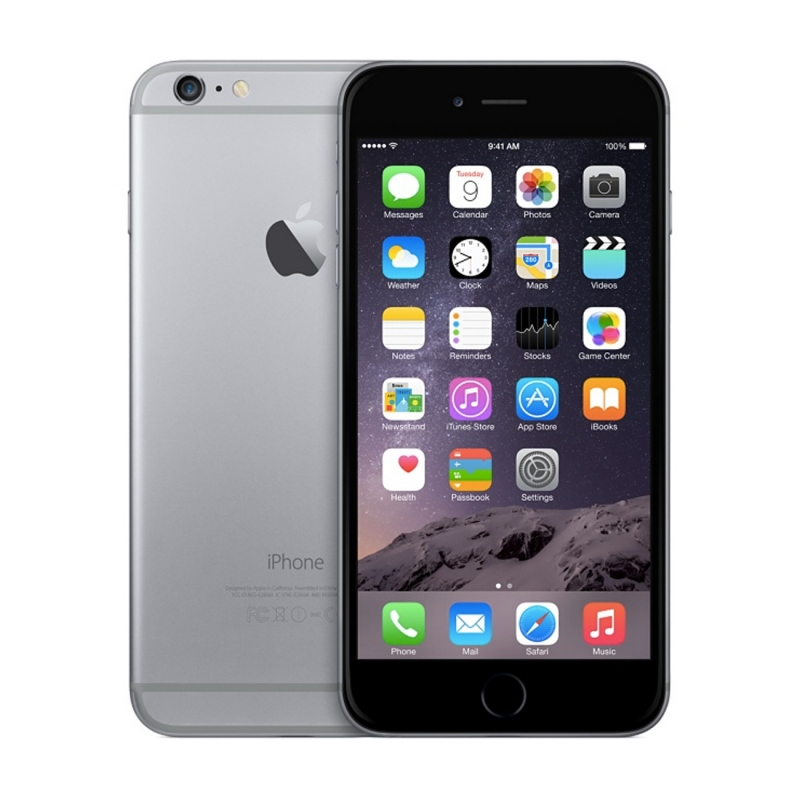 iPhone 6 Plus 64Go Gris Sidéral / Occasion