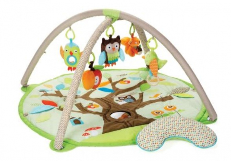 SKIP HOP TREETOP FRIENDS ACTIVITY GYM TAPIS EVEIL